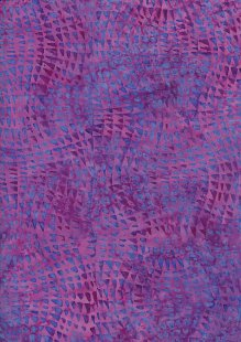 Kingfisher Bali Batik - SSW20-2-16 Purple