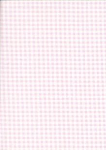 Kingfisher Fabrics - The Kids Are Alright Pink 49700