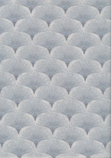 Leesa Chandler - Melba Fan Grey/Silver 0005 5