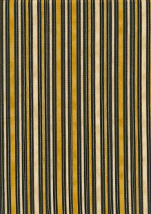 Leesa Chandler - Summer Palace Hampton Stripe Gold/Cream/Black 0011-7