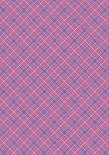 Lewis & Irene - Celtic Blessings A238.3 - Pink Check