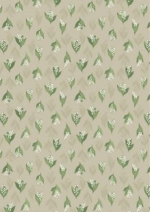 Lewis & Irene - Flo's Wild Flowers FLO11.2 - Lily Of The Valley On Latte