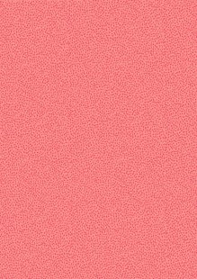 Lewis & Irene - Hummingbird A431.2 Dark blush dotty