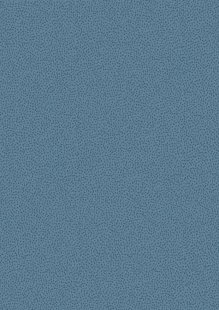 Lewis & Irene - Hummingbird A431.3 Blue dotty