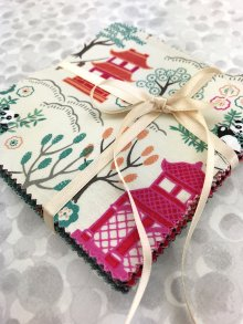 Lewis & Irene Charming Squares Charm Pack - Minshan