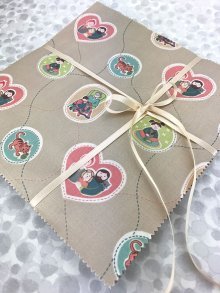 Lewis & Irene Scrumptious Squares Charm Pack - Threaded With Love