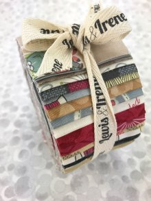 Lewis & Irene Fabulous Forties Jelly Roll - Threaded With Love