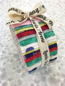 Lewis & Irene Fabulous Forties Jelly Roll - April Showers