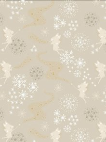 Lewis & Irene - Make A Christmas Wish CHR6.1 Little Fairies on Winter Mist (Metallic)