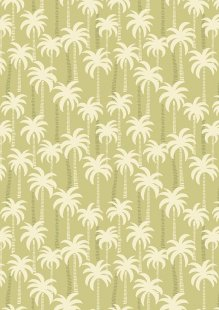 Lewis & Irene - Tropicana A132.2 Palm trees on sand