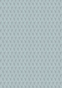 Lewis & Irene - Thalassophile A465.3 Shells on blue grey