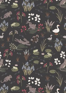 Lewis & Irene - The Water Meadow A323.3 Water meadow black