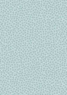 Lewis & Irene - Tulip Fields A459.1 Two tone tulip light blue