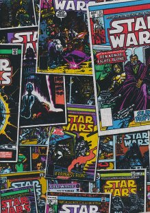 Star Wars  - Cosmic Book