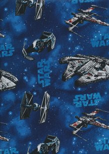 Star Wars  - Ships Blue