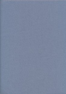 Linen Look Cotton Plain - Steel Blue