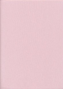 Linen Look Cotton Plain - Pale Pink