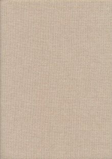 Linen Look Poly Cotton - Mocha