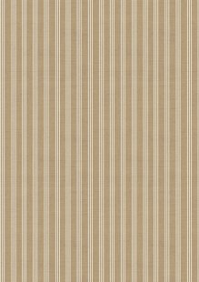 Makower Scandi Christmas - 1780/Q5 Triple Stripe Cream