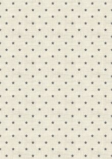 Makower Scandi Christmas - 1615/S3 Mini Star Grey
