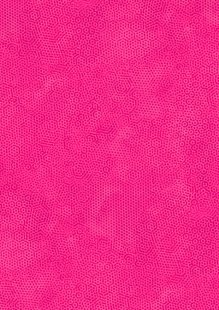 Makower Dimples - E24 Scorching Pink