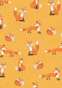Makower - Forest 2172 Y Foxes
