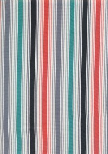 Makower Haberdashery - Multi Stripe 1765-S