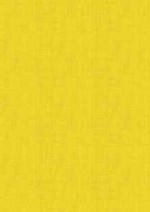 Makower - Linen Texture 1473/Y4 Sunflower
