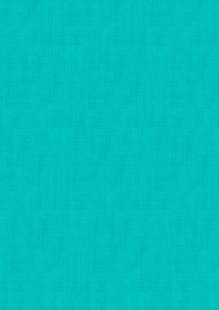 Makower - Linen Texture 1473/T3 NEW Aquamarine