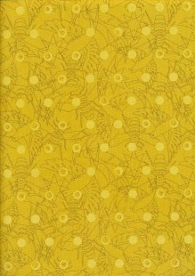 Makower Sun Prints - Citrus 8484-Y