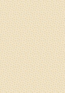 Makower Trinkets 2020 - 2/9022L Flourish Cream