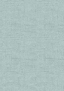 Makower - Woodland 1473/B4 Linen Texture Duck Egg
