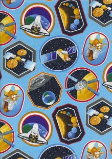 Space Collection - Sattelites, Rockets & Planets
