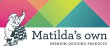 Matilda's Own 60% Wool 40% Poly Wadding 30m Bolt