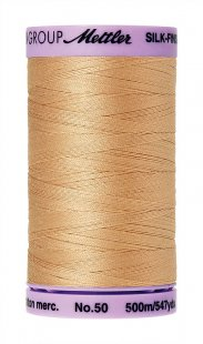 Silk-Finish Cotton 50 500m XS AM9104-0260 Oat Straw