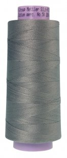 Silk-Finish Cotton 50 1892m C AM9150-0413 Titan Gray