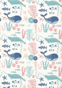 Craft Cotton Co - Driftwood Victoria Louise Design 2499-01