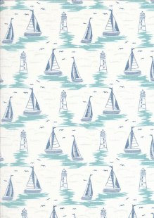 Craft Cotton Co - Driftwood Victoria Louise Design 2499-06
