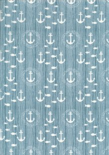 Craft Cotton Co - Driftwood Victoria Louise Design 2499-08