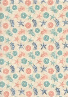 Craft Cotton Co - Driftwood Victoria Louise Design 2499-04