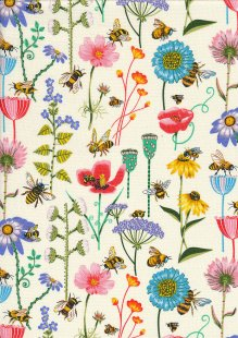 Nutex - Floral Bees 89810 col 1