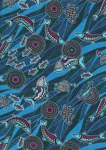Nutex - Whales & Turtles 11130 col 101