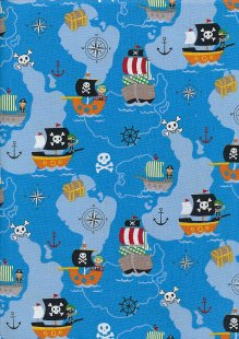 Nutex - Pirates Blue 80120 col 101