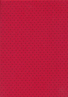 Andover Fabrics Over The Rainbow By Kathy Hall - Seed Pod Dark Pink