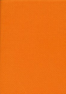 Andover Fabrics Over The Rainbow By Kathy Hall - Diamond Orange