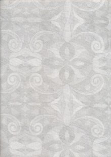 P&B Extra Wide - Baroque Pale Grey