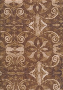 P&B Extra Wide - Baroque Brown
