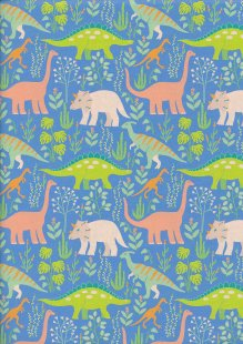 Paintbrush Studio - Dinosaur Stories Land Dinosaurs Blue 20271