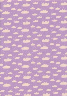 Paintbrush Studio - Dinosaur Stories Dinosaur Clouds Purple 20314
