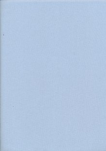 Perfectly Plain - Pale Blue